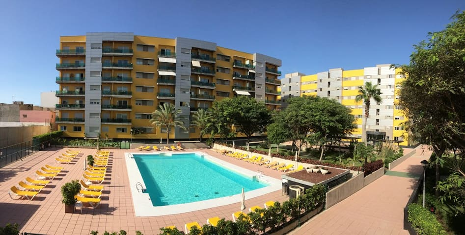 Luxury apartment in Las Palmas de Gran Canaria - Las Palmas de Gran Canaria - Apartment