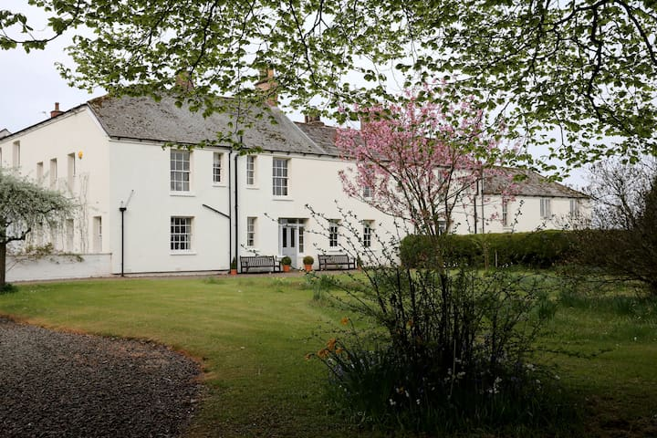 Crofthead Farmhouse - Longtown - Huis
