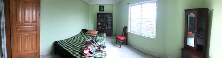 Rent flat with furniture in best place of sylhet