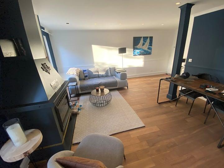 PARIS & Roland-Garros - Duplex toit Terrasse