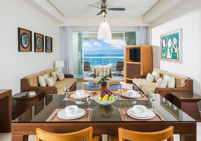 Grand Mayan 2-Zimmer Suite eigener Pool auf Balkon