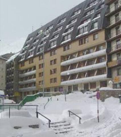 Apartamento Pas de la casa pie de pistas