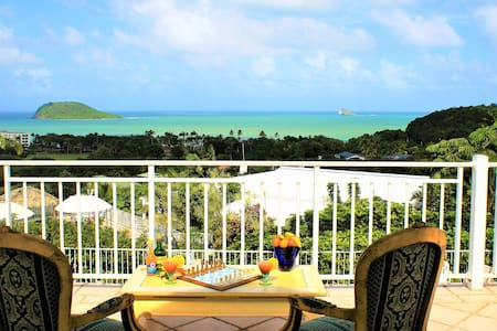 Caraïbes Bonheur Villa prestige - Deshaies - วิลล่า