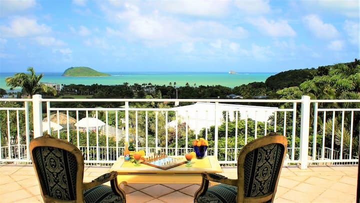 Caraïbes Bonheur Villa prestige