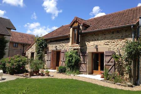 La Morvandelle Cottage - Avrée - Huoneisto
