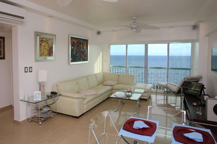 APARTAMENTO FRENTE AL MAR - Santo Domingo - Appartamento