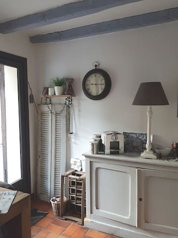 Maison champenoise cosy,  Vitry le François