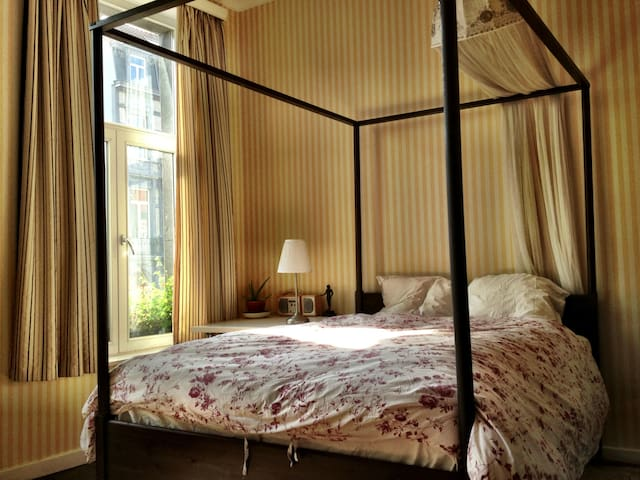 The Zebrahouse of Gent: a house with a soul!