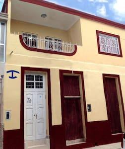 """Villa """"La Mariposa"""" Habitación privada 1."""