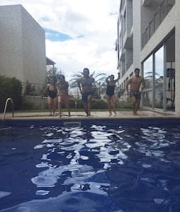 Pool party - Quito