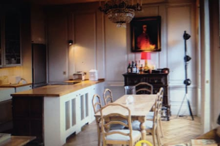 Classical Apartment on Royal Mile - 巴里 - 公寓