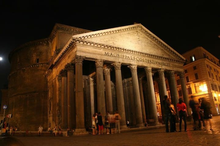 ♡ Room 2 - Pantheon. Downtown Rome.