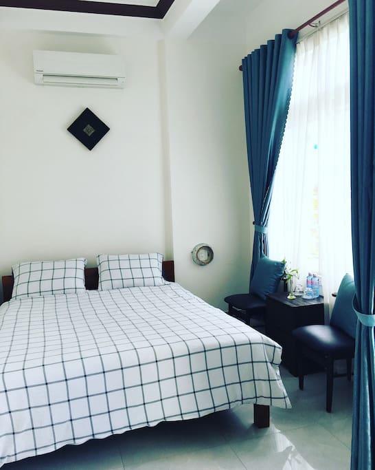 Doubleroom with bancony