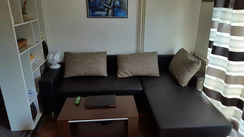 Lovely studio / Good location - Zagreb - Apartment