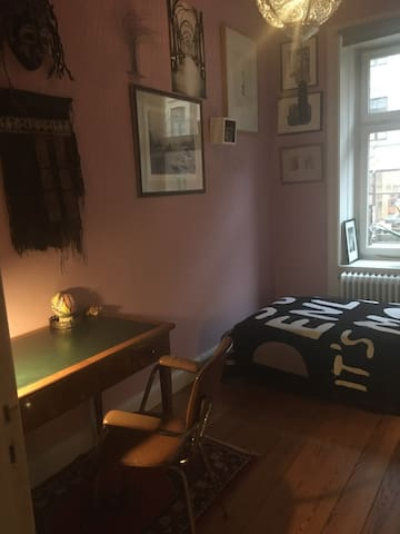 Charming Room in St.Pauli - close to the Harbour !