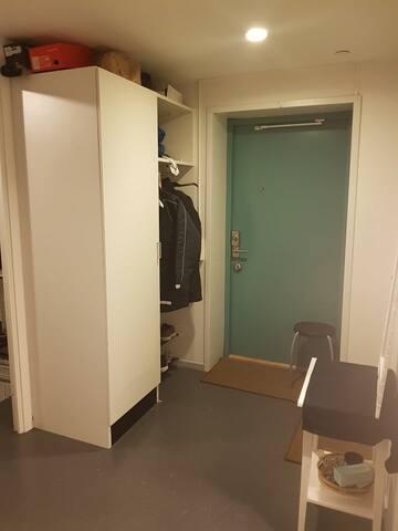 Lägenhet i Medborgarplatsen, Stockholm