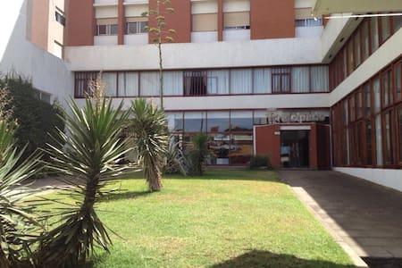 Dpto 4 personas con parking - San Bernardo