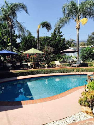 Charming Private Guest House - Pasadena - (ukendt)