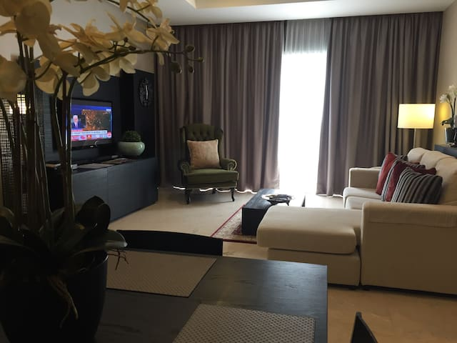 2BR Luxury Suite in KL Center - Kuala Lumpur - Appartement
