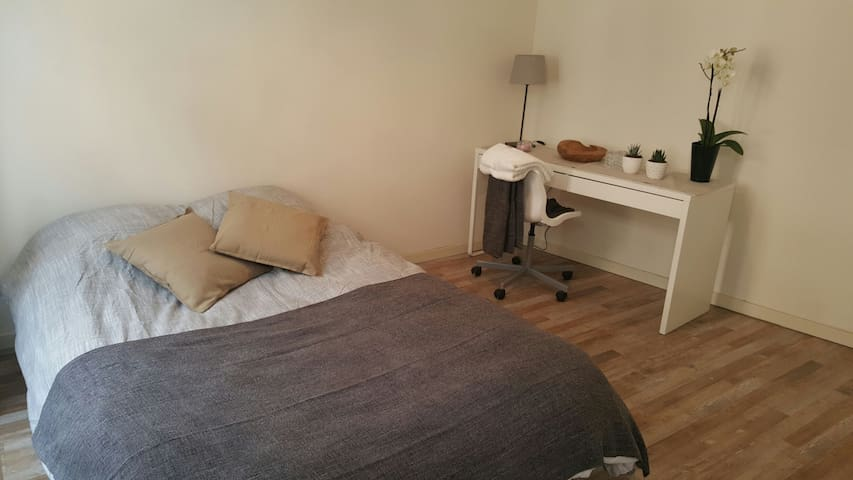 Cozy, new and furnished room - Leuven - Apartmen