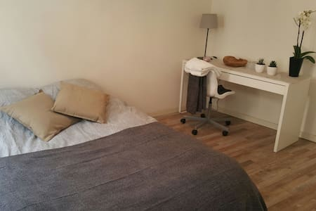 Cozy, new and furnished room - Leuven - Apartamento