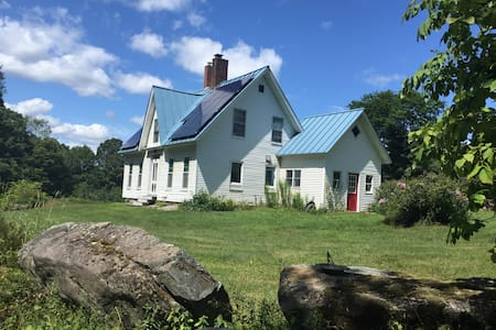 """Blue Room""—Fernald Hill Farm/Yatsevitch Forest"