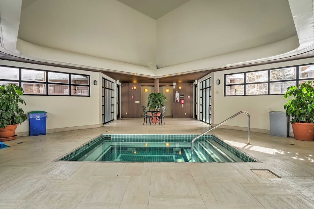 The Soda Springs Townhome community offers various on-site amenities.