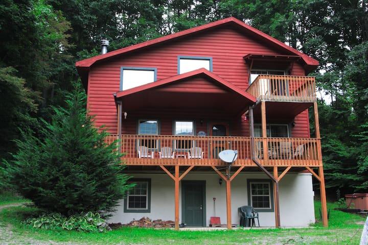 Smokey Mountain Home Rental - Waynesville