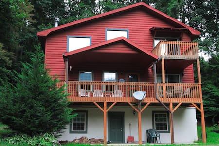 Smokey Mountain Home Rental - Waynesville - Dom
