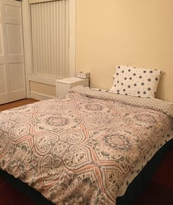 5C1 Longer Stay: Cozy Bdrm W Suburb Nxt to Chicago