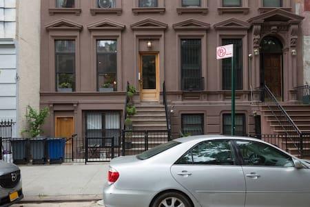 Harlem Hearth - Loft Living on a Grand Scale