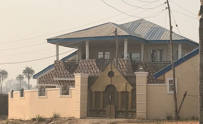 Beautiful and cozy 2bdr house in Ilorin