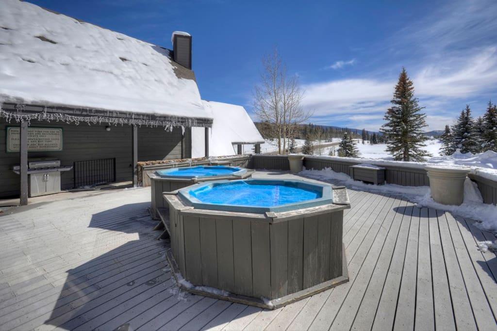 Durango Colorado vacation rental condo at Cascade Village near Purgatory Resort