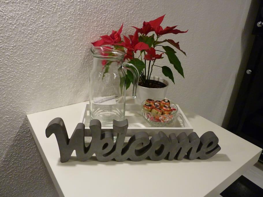 Willkommen bei Freunden!