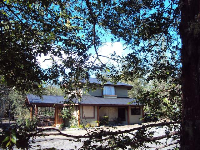 House Parque los Volcanes, Ensenada