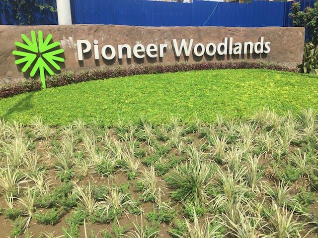 NEW! GMP PLACE @ PIONEER, Boni EDSA - Mandaluyong - Kondominium