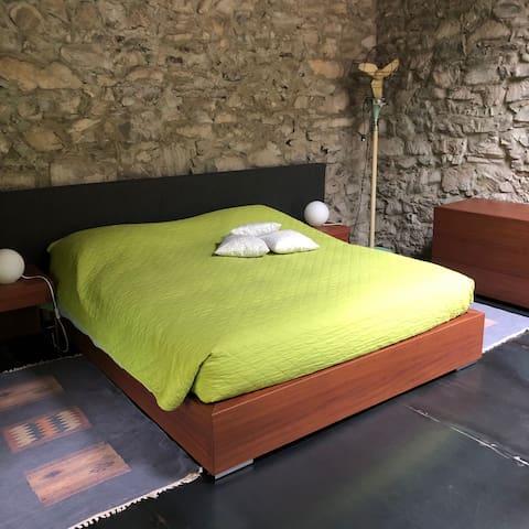 New Flexform design bedroom.