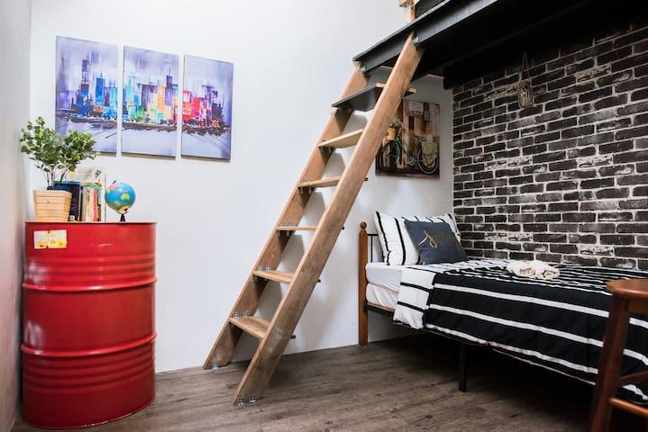 Full View of Bedroom 3