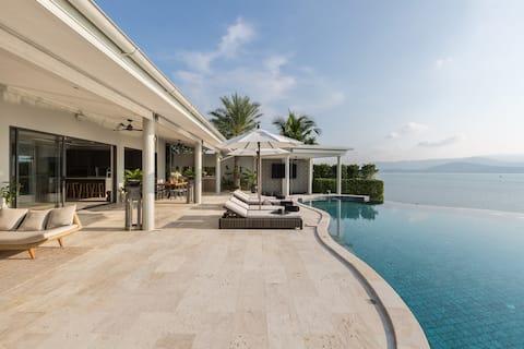 Samui's Most Luxurious Private Beach Villa