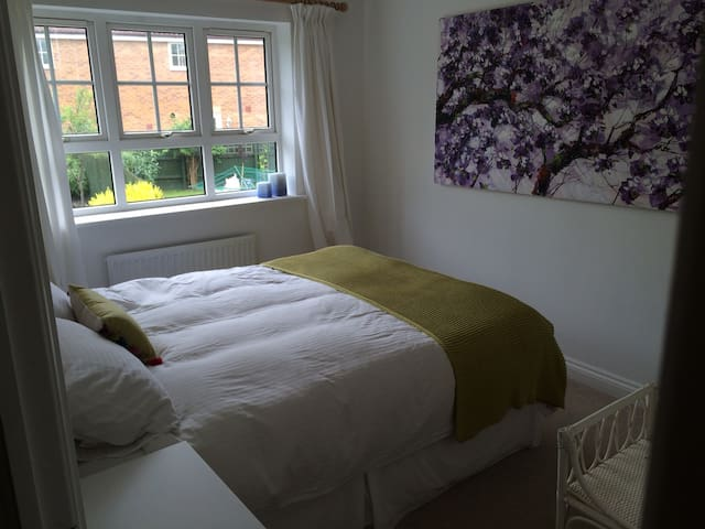 King size Double Room, nr Silverstone