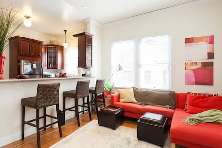 Beautiful downtown apartment - Palo Alto - Apartamento