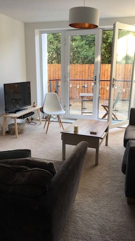 Quayside Modern Apartment - Free Parking Space - Gateshead - Flat