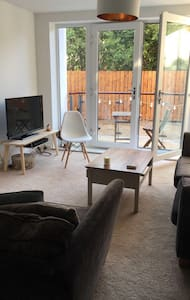 Quayside Modern Apartment - Free Parking Space - Gateshead