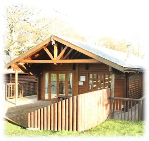 Beautiful Log Cabin set in the Heart of Swanage - Dorset - Cabana