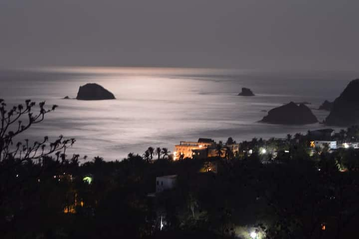 Venture out to Playa Zipolite