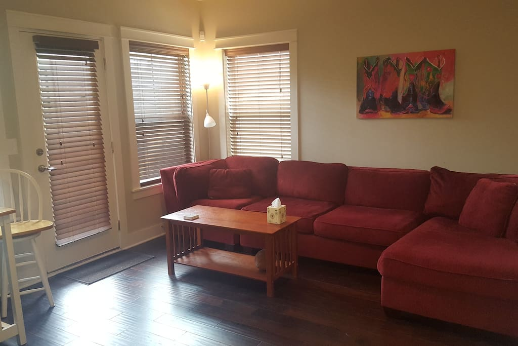 Upscale Airbnb Suite Near Hillsboro Village 12s Apartments For Rent In Nashville Tennessee