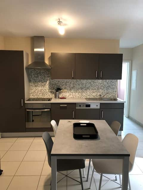 Appartement near Brussels Airport