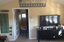 Gameroom upstairs