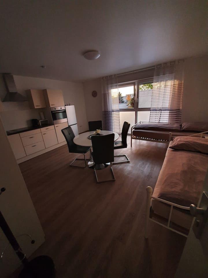 Fra-boarding Zimmer 3