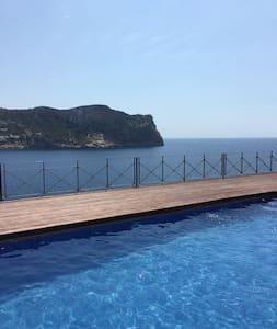 Stunning View - Modern Luxury Apartment - Andratx